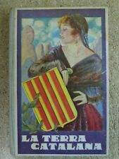 La Terra Catalana.Joaquim Pla Cargol.Editor Dalmau Carles.año 1935