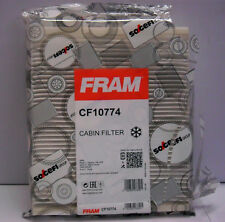 FILTER INNENRAUM INNENRAUMLUFTFILTER POLLENFILTER FRAM CF10774 OPEL CHEVROLET