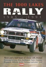 The 1000 Lakes Rally 1985 - 1991 (New DVD) Rallying Salonen Alen Vatanen Mikkola