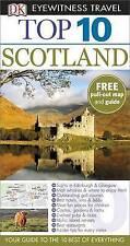 DK Eyewitness Top 10 Travel Guide: Scotland by Alastair Scott (Paperback, 2015)