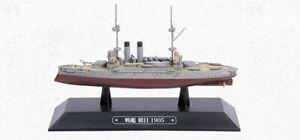 Eaglemoss 1:1100 Imperial Japanese Navy Battleship Asahi, #EMGC69