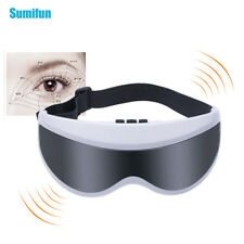 Sumifun Electric Eye Massager Magnetic Vibration Relaxation Anti-aging Glasses