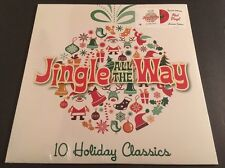 Jingle All The Way - 10 Holiday Classics Limited Red Colored Vinyl LP /1000
