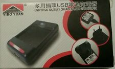 Universal Battery Charger USB Output HTC EVO ONE 4G/8G Wildfire Desire Z Touch