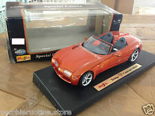 MAISTO DODGE CONCEPT VEHICLE SCALA 1/18 SPIDER CABRIOLET SPEEDSTER