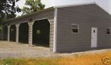 24x50 Metal Garage Storage Building Free Delivery Amp Installation Prices Vary