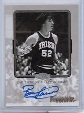 12/13 Fleer Retro Bill Laimbeer Flair Showcase Fresh Ink Auto
