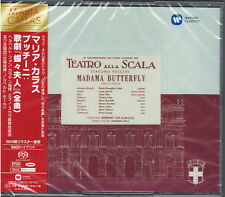 MARIA CALLAS-PUCCINI: MADAMA BUTTERFLY-JAPAN 2 SACD HYBRID K81