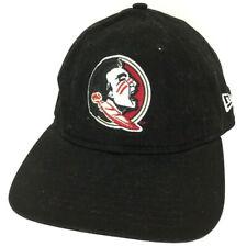 reputable site 99d04 09584 Florida State Cap Seminoles Hat FSU New Era Logo NCAA Football Baseball  Trucker