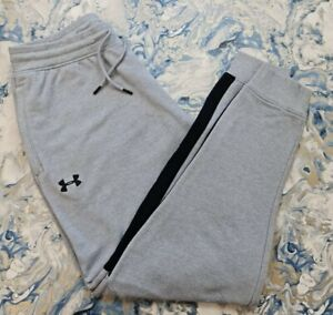 🔥GENUINE🔥 Mens UNDER ARMOUR UA Joggers Tracksuit Bottoms SIZE XL XXL 2XL