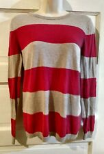 Old Navy Long Sleeve Striped Sweater S