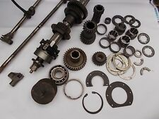 FERRARI 365 GT 2+2 Used Original LOT of TRANSMISSION GEARS SHAFT and More