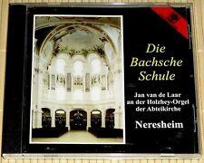 DIE BACHSCHE SCHULE - Jan van de Laar an der Holzhey-Orgel Abteikirche Neresheim