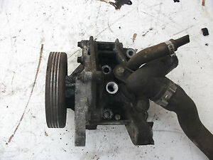 2002-2007 SMART CAR FORTWO POWER STEERING PUMP 0.6 PETROL