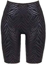 SPANX Women's Faux Leather Bike Shorts