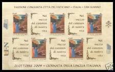 2009 Giornata della lingua italiana - Vaticano