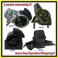 90-92 Geo Prizm 1.6L GSI Engine Motor & Trans. Mount Set 4PCS For Auto Trans.