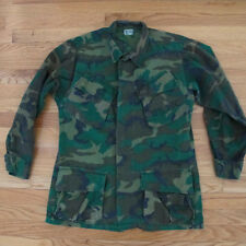 VINTAGE VIETNAM CAMO JUNGLE JACKET USMC US MARINE DATED 1969 POPLIN SMALL