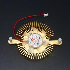 65mm Aluminum GPU VGA Video Card Heatsink Cooler Cooling Fan Hole to Hole 80mm