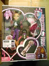 Sweet 1600 CLAWDEEN WOLF Monster High doll~Werewolf~MATTEL~IPhone/Ipod~NIMB
