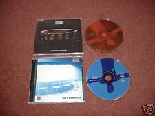 MUSE TIME IS RUNNING OUT CD & DVD VERY GOOD CONDITION!