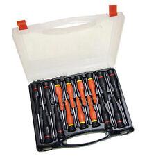 15PC Destornillador De Precisión Set Micro tornillo Driver Kit de herramienta Pc Laptop Reparación