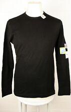 """Moschino noir à manches longues T Shirt Top Sz M tour de poitrine 40"""""""