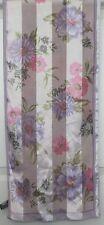 TERRIART Lavender, Pink, Blue Gold Florals 58x13 Long Scarf-Vintage