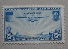 Scott #C20 1937 25 CENT TRANSPACIFIC AIRMAIL MINT-OG/NH--VF