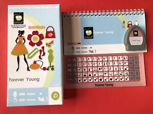 Cricut Cartridge Forever Young - Gently Used