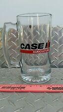 Cih case International ih logo Tractor Glass Beer Mug Stein glass cup brand new!