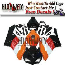 Injection Fairings For Honda CBR1000RR 04 05 ABS Kit Bodywork Orange Body Kit