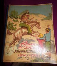 ALBUM DE CONTES - JOSEPH - MILLIAT - 1936 - 1937 - 59  images