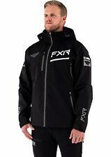 FXR Renegade Tri-Laminate 20 Mens Snow Jacket Black
