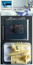 Aires 1/48  F-16C Falcon Cockpit Set for Hasegawa kit # 4191/*
