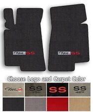 Chevrolet Nova SS 2pc Classic Loop Carpet Floor Mats - Choose Color & Logo