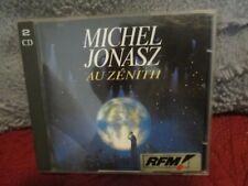 "RARE! COFFRET 2 CD ""MICHEL JONASZ AU ZENITH"""