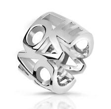 HERTL Ring 'LOVE' 20651 Sterlingsilber 925