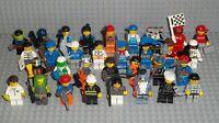 Lego 10 Stk. Figuren Mini-Figs inkl. 10 x Zubehör  City Sports  versch. Themen