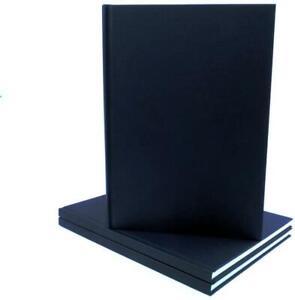 Seawhite of Brighton Cartridge Paper Casebound Sketch Book A4 (Portrait)