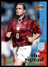 Upper Deck England 1998 - The Squad Paul Gascoigne # 23