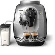 Machines noirs Philips à café avec broyeur