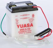 YUASA BATTERY 6N5.5-1D YUAM2655B MC Honda