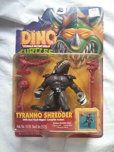 DINO TMNT  TYRANNO SHREDDER TURTLES