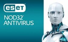 NOD32 Antivirus 2021 ✅ 3 PC ✅ 3 YEAR ✅ GLOBAL ACTIVATION
