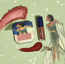 Colourpop Disney Princess Tiana Eye Shadow Compact Mirror Lipstick Gloss Set