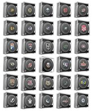 All New 30 NHL Team 2016-17 Sherwood Official NHL Game Pucks in cubes!