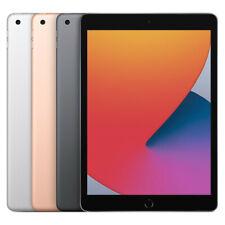 Apple iPad 8th Gen. (2020) - 32GB 128GB, Wi-Fi, 10.2in, Gold Silver Space Gray