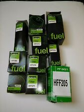 Job Lot Of Various Halfords Car Fuel Filters OVER 50% OFF RRP