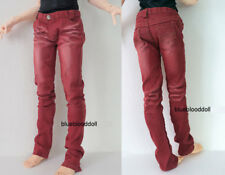 1/3 BJD 70cm male doll clothes outfit Iplehouse EID mode size red jeans M3-52MOD